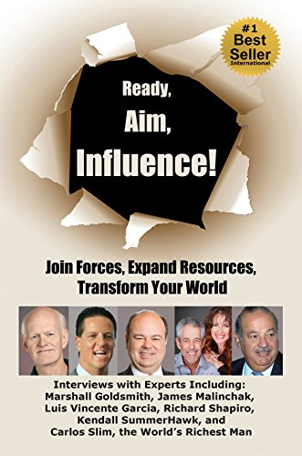 "Ready, Aim, Influence! - Luis Vicente Garcia - Chapter 18 - ""Blueprint Your Future (English Edition)"