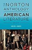 B: The Norton Anthology of American Literature