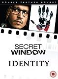 Secret Window/Identity [DVD] [2007]