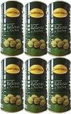 Latta di olive giganti farcite da 2 kg. di Campomar [PACK 6 UNITÀ]