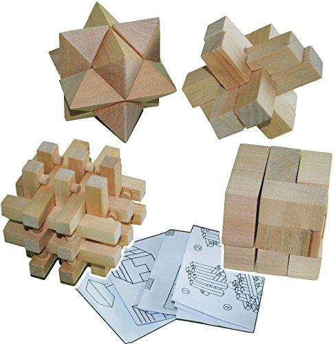 Set Knobelspiel Logikspiel Gedächtnisspiel Geduldsspiel Geschicklichkeitsspiel