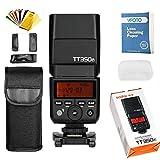 Godox Mini ThinkLite Flash TTL tt350F Alta Velocidad 1/8000s, GN36y vfoto, para Fuji cámara Digital X-Pro2/x-t20/x-t2/X-T1/X-T10/X-Pro1/X-E1/x-a3/x100F/X100T