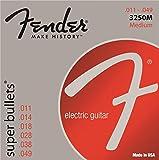 Fender Super bullet 3250M 11-49 Nickel Plated Steel