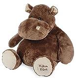 Histoire d'ours HO1263 - Hipopótamo de peluche, tamaño grande