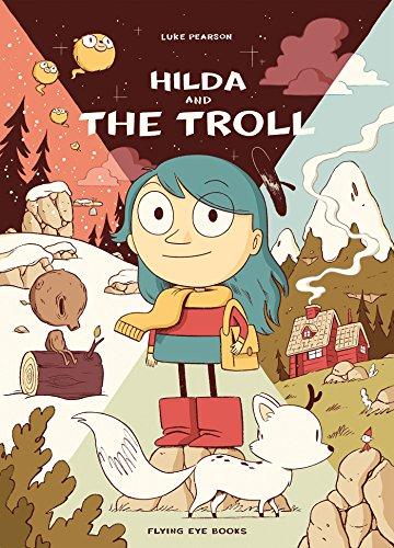 Hilda and the Troll (Hildafolk) por Luke Pearson