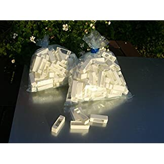 simonthebeekeeper 50 Narrow bee hive plastic frame ends/spacers 14