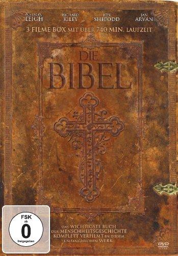 Das wichtigste Buch der Menschheit (3 DVD-Filme-Box)