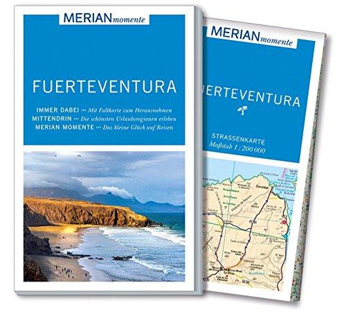 Preisvergleich Produktbild Fuerteventura: MERIAN momente - Mit Extra-Karte zum Herausnehmen