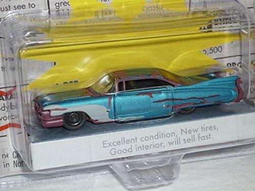 cadillac-1959-coupe-blau-for-sale-scheunenfund-edition-oldtimer-1-60-1-64-jada-modellauto-modell-aut
