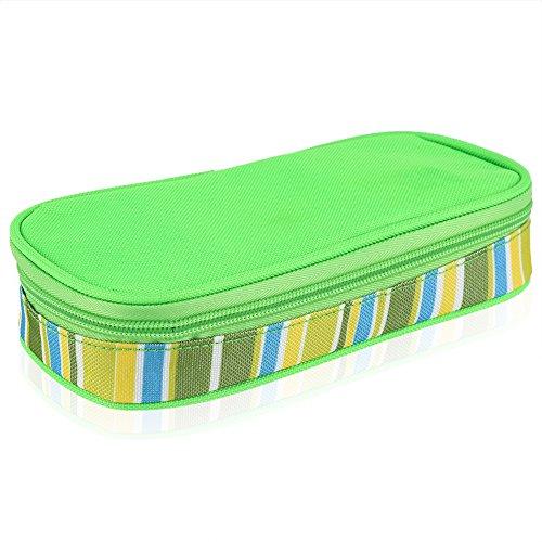 Garosa Medikamente Kühltasche Reise Etui für Diabetiker Organizer Tragbar Reisepackungen Diabetikertasche