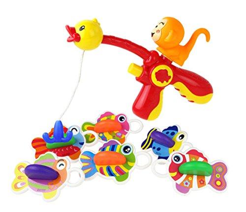 bath-toys-chickwin-baby-bathing-colors-fishing-toys-kids-bath-play-water-pool-tub-gun-no-magnetic-ou