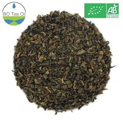 Ivresse d'un Soir BIO* Vert et Noir menthe & agrumes - Thé noir/vert Biologique - Chine - 100gr - haute qualité