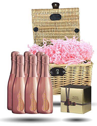 Pink and Sparkly Hamper