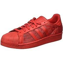 adidas superstar uomo rosse