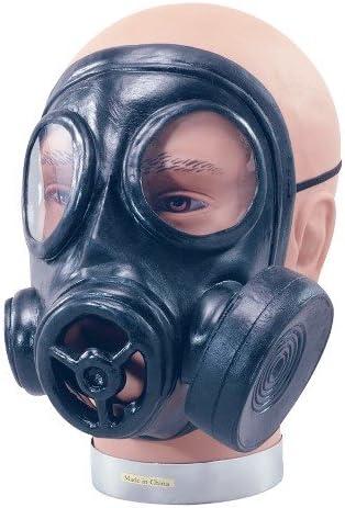 1940s World War Rubber Gas Mask Fancy Dress Costume Accessory Accessory Accessory | Brillance De Couleur  ba33d1