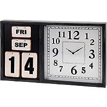 Calendario Perpetuo Da Parete.Calendario Perpetuo Da Parete Spedizione Amazon It