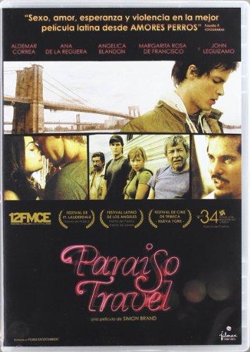 Preisvergleich Produktbild Paraiso Travel (Import Dvd) (2009) Aldemar Correa; Ana De La Reguera; Angelica