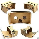 3D ULTRA CLEAR Google Cardboard Valencia...