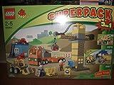 Lego Duplo Superpack 66264 mit 4988 4987 4976