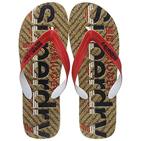 Superdry Herren Cork Colour Pop Flip Flop Flipflop