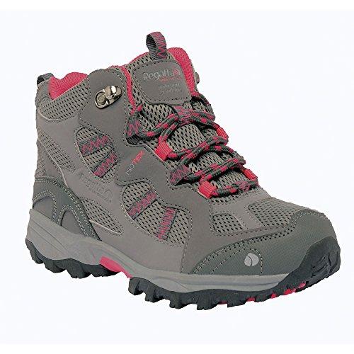 Regatta Crossland - Chaussures montantes de randonnée - Enfant Charcoal