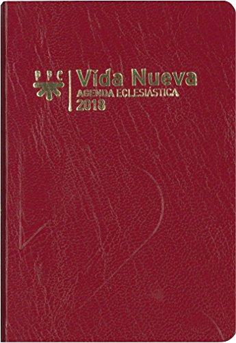 Portada del libro Agenda Vida Nueva 2018 (Agendas)