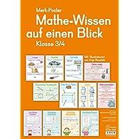 Merk-Poster-Klasse-34-Mathe-Wissen-auf-einen-Blick