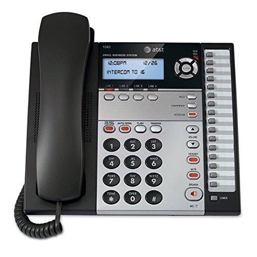 AT & T 4-Erweiterbar mit Telefon System mit Freisprecheinrichtung Att-telefon