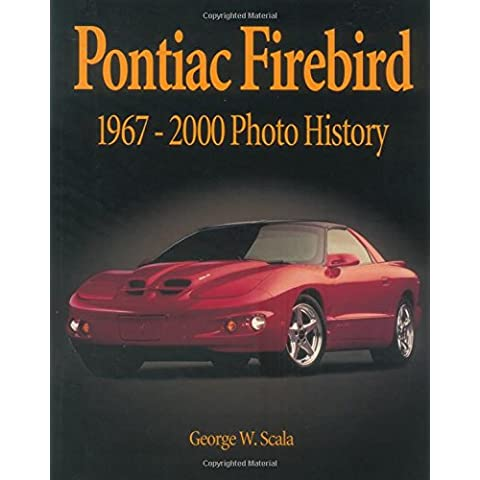Pontiac Firebird 1967-2000: Photo History - 2000 Pontiac Firebird