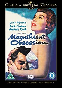 Magnificent Obsession [DVD]