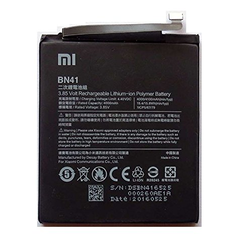 LilyPin Mobile Battery BN41 Note 4 4100 mAh - Battery