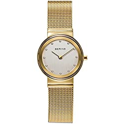 Bering Time Women's Slim Watch 10126-334 Classic