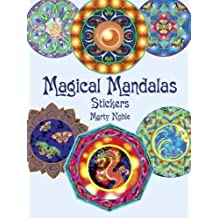 Magical Mandalas Stickers (Dover Stickers)
