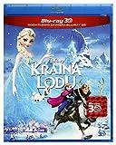 La reine des neiges [Blu-Ray 3D] (IMPORT) (Pas de version...