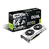 Asus Dual-GTX1060-6G Gaming Nvidia GeForce Grafikkarte