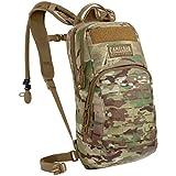 CamelBak: mochila militar con cantimplora, Hombre, 60306-CAP-P, Crye Multicam, talla única
