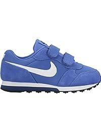 Nike Md Runner 2 (Psv), Zapatillas de Deporte para Niños