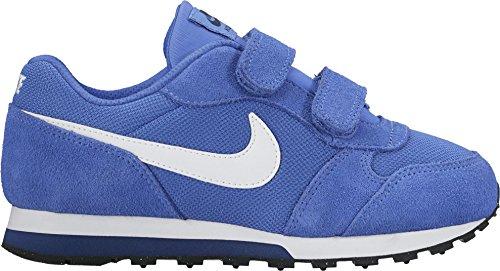 Nike Md Runner 2 (Psv), Scarpe da Ginnastica Bambino Blu (406)