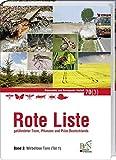 Rote Liste gefährdeter Tiere, Pflanzen und Pilze Deutschlands: Band 3: Wirbellose Tiere