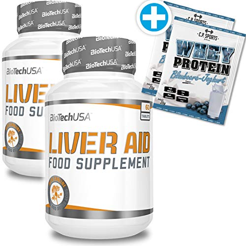 Biotech USA LIVER AID 60 Tabletten +
