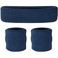 Suddora Kids-sudore, 1 fascia e 2 polsini) - Spandex Uniform