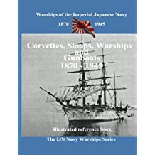 Printing and selling books: Corvettes, Sloops, Warships and Gunboat of the Imperial Japanese Navy