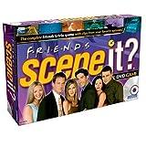 Mattel Scene it - Friends UK DVD-Brettspiel