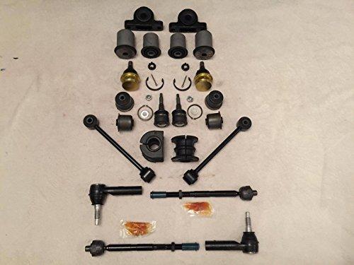 Baw Nty sospensione anteriore & Steering kit di riparazione per Jeep Grand Cherokee WK 05-10Groove