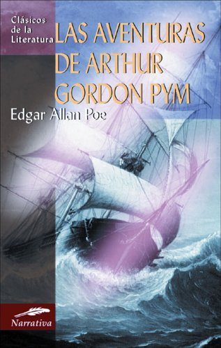 Las Aventuras de Arthur Gordon Pym Cover Image