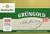 Bünting Tee Grüngold Echter Ostfriesentee