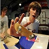 Finger-Skateboard, mit tragenden Rädern Berufsfinger-Skate-Brett-pädagogische Spielwaren OHlive
