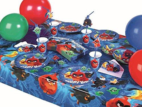 Angry Birds Party Teller zum Kinofilm Kindergeburtstag (Angry Birds Teller)