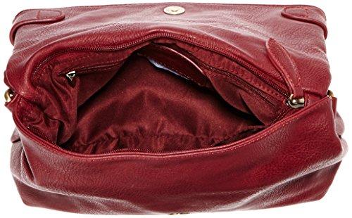 Le Temps des Cerises - Loop 10, Borsa da donna Rosso (Rouge (Bordeaux 3A22))