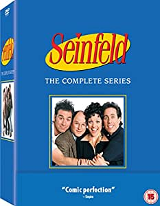 Seinfeld - The Complete Series [DVD]: Amazon.co.uk: Jerry ...